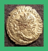 Római Postumus   Ag ezüst Antoninianus   258-268