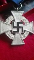 Német szolgálati medál dobozásban (ÖRÖK GARANCIA AZ EREDETISÉGRE)
