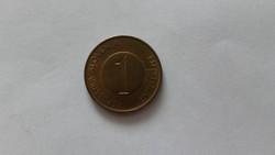 1 szlovén tollár 1993.