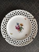 Altwien, antik bécsi porcelán tányér - Johann Stefner 1750-1776.