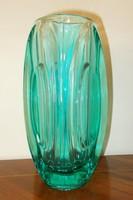 Súlyos Sklo ólomüveg váza,üveg váza.