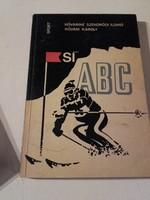 Kőváriné Szendrődi Ildikó    Kővári Károly   SI ABC  - Sport könyv