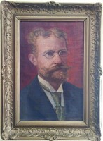Keipert László eredeti festménye garanciával