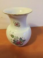 Herendi váza, szines Apponyi mintával