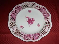 Herendi Apponyi fali tányér