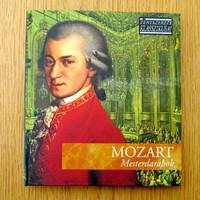 Mozart: Mesterdarabok CD - A zeneszerzés klasszikusai sorozat