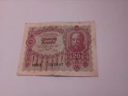 1922-es 20 Korona