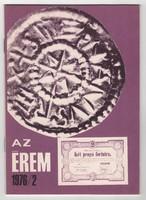Az Érem 1976/2 - numizmatikai folyóirat