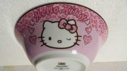 """Retro """"Hello Kitty"""" gyerek mélytányér"""