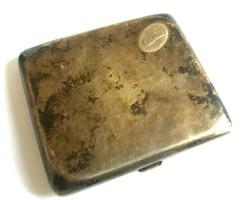 Antik Margit Ezüst cigaretta tartó