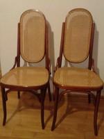 Eladó kettő darab Thonet szék