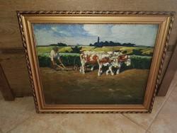 Nagybányai festmény