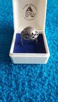 1,-Ft Gyönyörű antik art deco ezüst gyűrű!Páratlan!