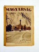 1929 január 27  /  MAGYARSÁG  /  RÉGI ÚJSÁG Ssz.: 1255