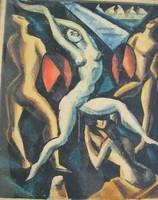 Pál István Salome tánca