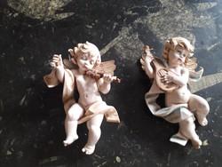 Barokk puttók párban
