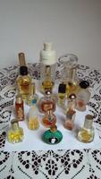 Parfűmös, kölnis üvegek (francia, orosz stb.) húsvétra is