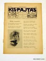 1927 április 15  /  KISPAJTÁS  /  RÉGI EREDETI MAGYAR ÚJSÁG Szs.:  4532