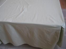 """150 cm széles ágyra """"szoknyás"""" pamut lepedő"""