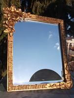 Bieder stílusú aranykeretes tükör -ajándékba is