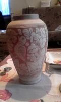 29cm magas Korondi jelzett váza