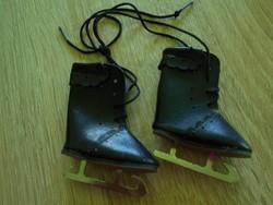 Kisi dísz korcsolya cipők