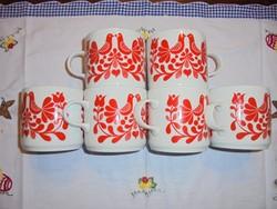 Alföldi porcelán csészék