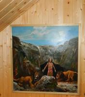 ÜNNEPI AKCIÓ !!! Kéri László : Dániel az oroszlánok barlangjában