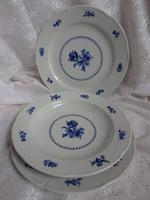 Jlmenau koballtal festett tányérok - készletpótlásra