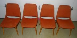 4 db rertó Laguna szék egyben eladó