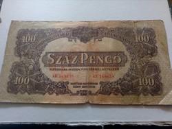 1944-es 100 Pengő