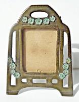 Szecessziós lemez mini képkeret