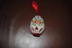 Áttört porcelán tojás 3.