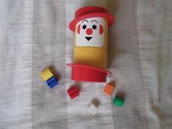 Ügyességi játék bohóc, 40 éves