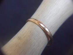 Antik arany gyűrű.14 karát.Számla,garancia.