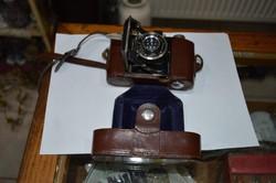 Compur típusú fényképezőgép