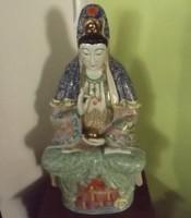 Kínai figura-porcelán- Kwan Yin Tara-óriás