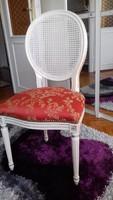 Étkező szék Lajos korabeli