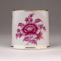 0Q670 Antik Herendi porcelán fogpiszkálótartó 1941