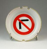 0Q707 Zsolnay porcelán hamutál