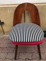 60-as évekből való retro székek