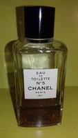 Antik régi Chanel 5 edt  parfüm koncentrátum 80' gyűjteménybe