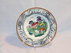 Angol Woodland tányér