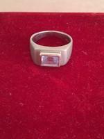 Antik ezüst gyűrű 925 femjelzes 5,8g