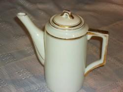 Antik zsolnay kanna kávés