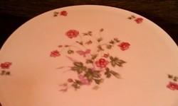 Nagyméretű kínáló tányér