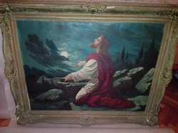Jézus az olajfák hegyén, Pammer János