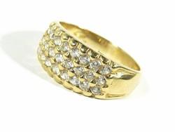 Arany gyűrű (Kecs-Au41665)