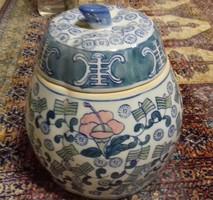 Keleti porcelán,  fedeles,kínai