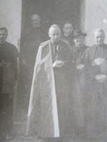 MINDSZENTY JÓZSEF BÍBOROS HERCEGPRÍMÁS ÉRSEK EREDETI FOTÓ FÉNYKÉP 1946